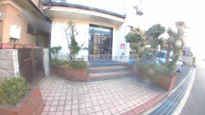 【エントランス】グレースハイツナカタニ