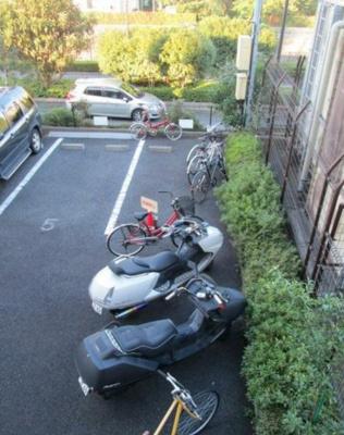 【駐車場】K.Mパークサイド