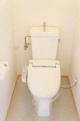 【トイレ】ドミールS・T