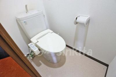 【トイレ】プロシード新大阪シティライフ