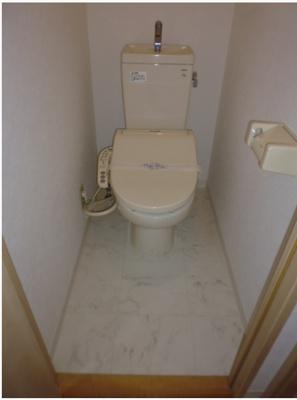 【トイレ】グランパシフィック今里