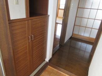 【玄関】ヴィレッジ足門Ⅱ