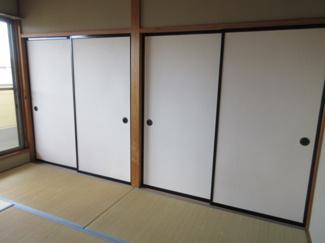 【収納】ヴィレッジ足門Ⅱ