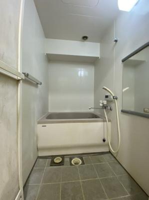 【浴室】横浜山手ガーデニア