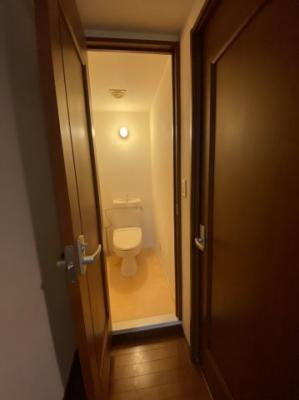 【トイレ】横浜山手ガーデニア