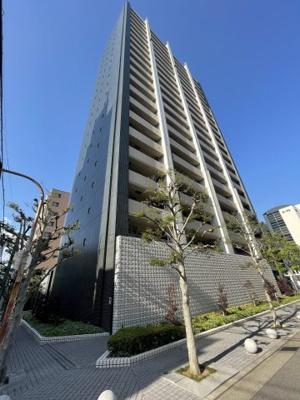 【外観】ロジュマンタワー大阪天満橋