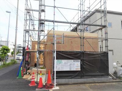 【前面道路含む現地写真】新築 横浜線 橋本 セドナ西橋本4丁目