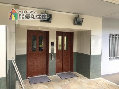 【外観】コスモ舞子坂 中古マンション