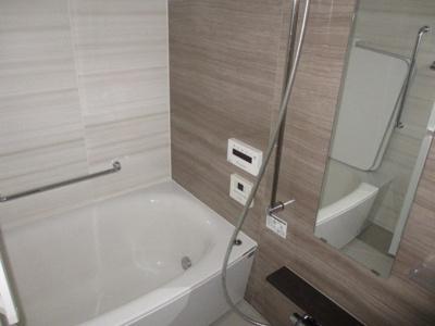 【浴室】レジュール・ザ・元町駅前