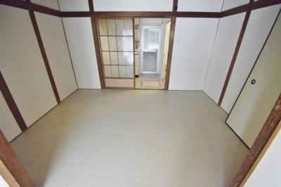 【居間・リビング】安堂町テラス