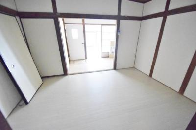 【洋室】安堂町テラス