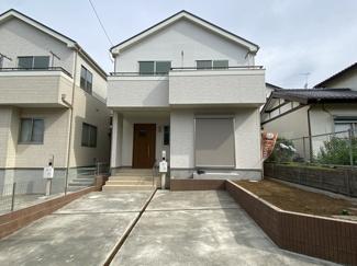 新京成線「高根木戸」駅徒歩7分の全2棟の新築一戸建てです。