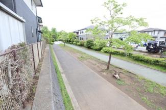 遊歩道:中の道