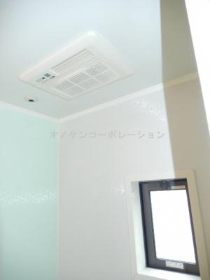 【浴室】サンフローラA棟