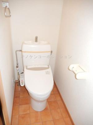 【トイレ】サンフローラA棟