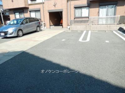 【駐車場】サンフローラA棟