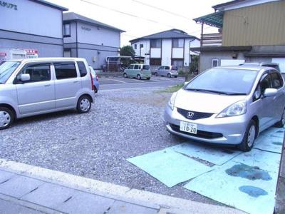 【外観】高原駐車場