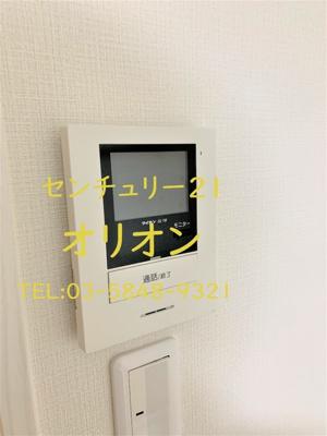 【セキュリティ】アルデア鷺宮(サギノミヤ)-1F