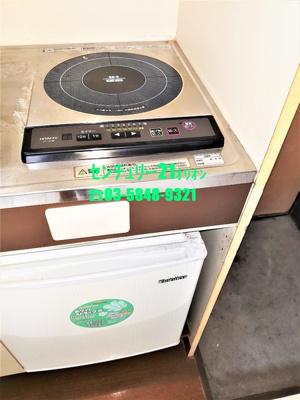 【キッチン】Sera.f練馬(ネリマ)II
