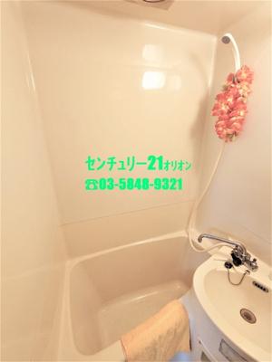 【浴室】Sera.f練馬(ネリマ)II