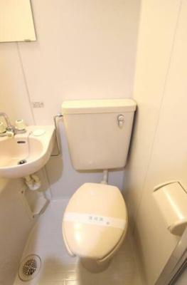 【トイレ】コーポ葉月