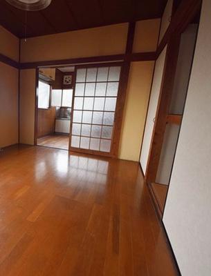 【居間・リビング】第三ふじみ荘