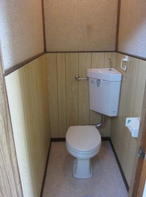 【トイレ】第三ふじみ荘