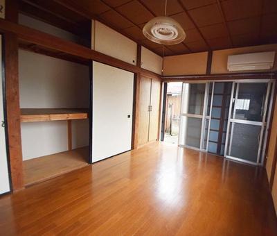 【寝室】第三ふじみ荘