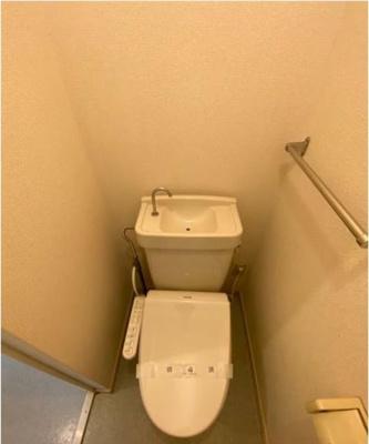 【トイレ】サニーヴィラK