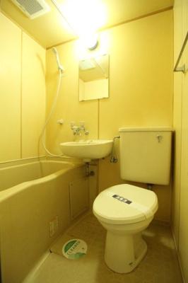 【浴室】ラヴニールⅠ成増