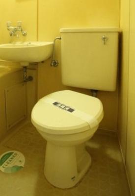 【トイレ】ラヴニールⅠ成増