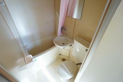 【浴室】アサヒハイツ