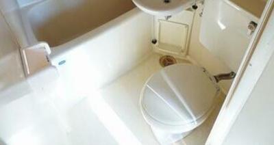【トイレ】アサヒハイツ