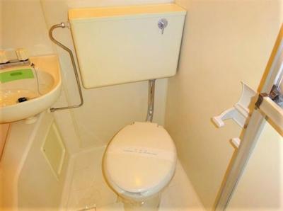 【トイレ】ガーデンスクエア練馬