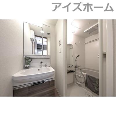 【洗面所】アステリ鶴舞エーナ
