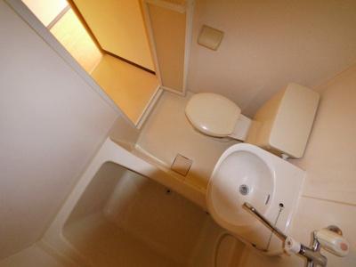 【浴室】エスポワール一条