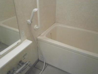 【浴室】パークアクシス御徒町