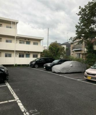 【駐車場】カームタウン相模が丘