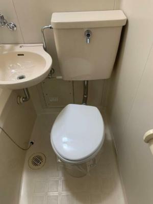 【トイレ】プレステージ板橋本町第5