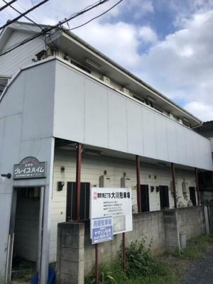 【外観】グレイスハイム吉祥寺