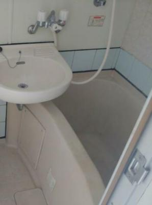 【浴室】メゾンドマキ舟渡