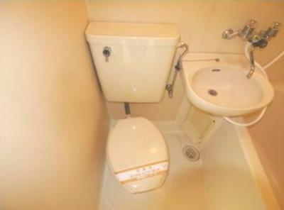 【トイレ】日神パレス西台