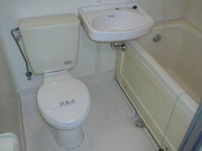 【浴室】クレージュハイツ