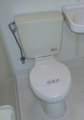 【トイレ】クレージュハイツ