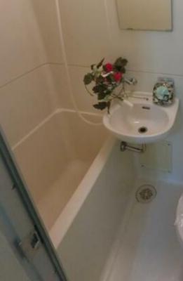 【浴室】モンレーヴ調布