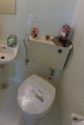【トイレ】モンレーヴ調布