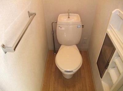 【トイレ】クレール23