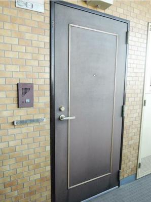 【玄関】ライオンズマンション相模大野第6