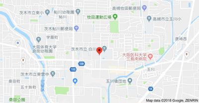 【地図】ジョイフルキューブ