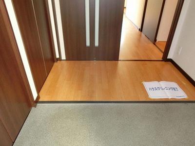 【玄関】ジョイフルキューブ